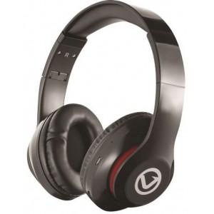 Volkano VBVH100BLK Impulse Series Black Bluetooth Headphone