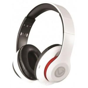 Volkano VBVH102WT  Impulse Series White Bluetooth Headphone