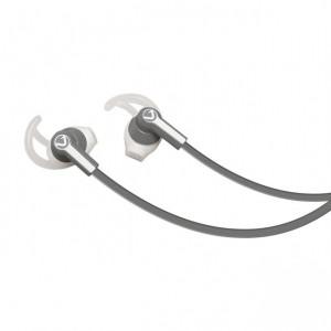 Volkano VK-1005-GRWT   Motion Bluetooth Earphones - Grey/White