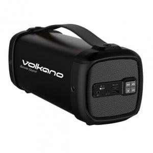 Volkano VK-3303-BK   Mega Bazooka Squared Bluetooth Speaker