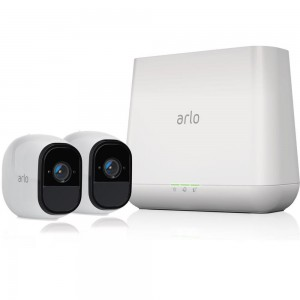 Netgear VMS4230P-100EUS  Arlo Pro 2  Security Camera System with Siren