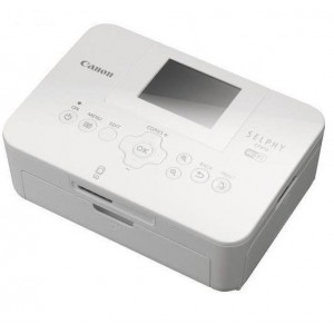 Canon 0011C016AA  White Photo Printer Home Bundle