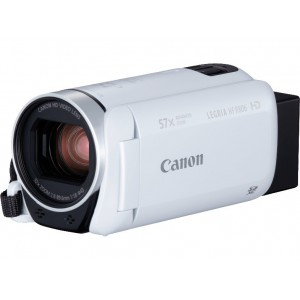 Canon 1960C018AA LEGRIA HF R806 - Essential Kit - Storage: Flash Card Camcorder