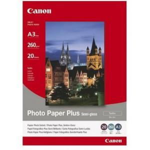 Canon 1686B026AA  Semi Gloss Paper A3 20 Sheets