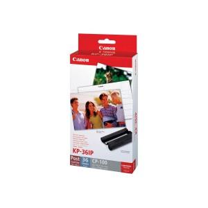 Canon 7737A001AA Print Cartridge / Paper Kit