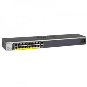 Netgear GS418TPP-100EUS 16-Port Smart Managed Gigabit PoE+ Switch
