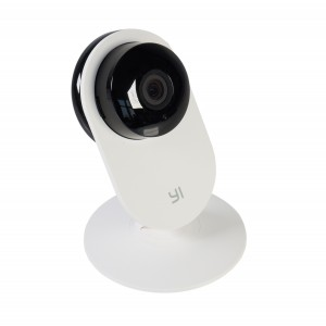 YI YHS-113-IR White Smart Home Static 720P 110 Micro SD Slot Camera
