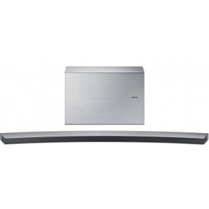Samsung HW-J8501 Wireless Multiroom Curved Soundbar w/ Wireless Subwoofer - Silver