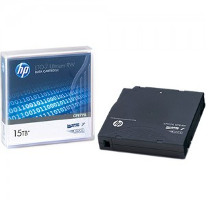 HP C7977A   LTO-7 Ultrium 15TB RW Data Cartridge