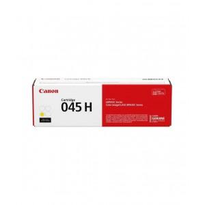 Canon 1243C002AA  045 H - High Capacity - Yellow - Original - Toner Cartridge