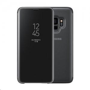 Samsung EF-ZG960CBEGWW- Telkom Galaxy S9 Clear View Standing Cover