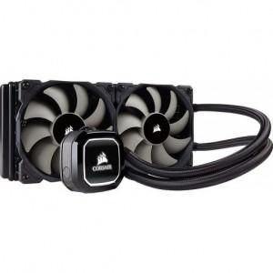 Corsair CW-9060040-??   Hydro Series H100x High Performance Liquid CPU Cooler
