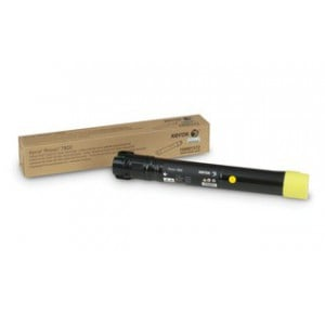 Xerox 106R01572  Yellow High Capacity Toner for Xerox Phaser 7800