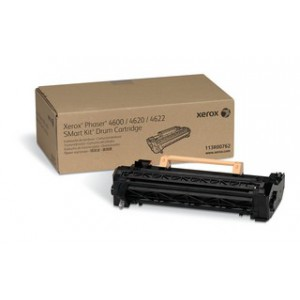 Xerox 113R00762 Black Drum Cartridge for Phaser 4622