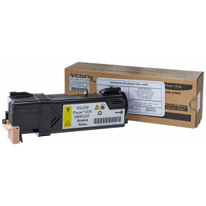 Xerox 106R01337  Yellow Toner Cartridge  for Phaser 6125