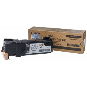 Xerox 106R01338  Black Toner Cartridge for Phaser 6125