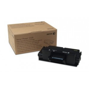 Xerox 106R02306 High Capacity Black Toner Cartridge for Xerox Phaser 3320