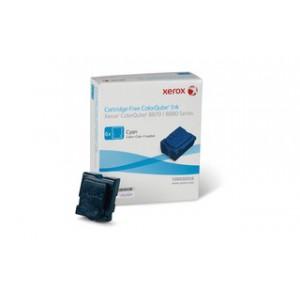 Xerox 108R00958 6 Cyan Solid Ink Sticks