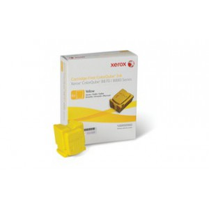 Xerox 108R00960 Solid Ink Stick - Yellow