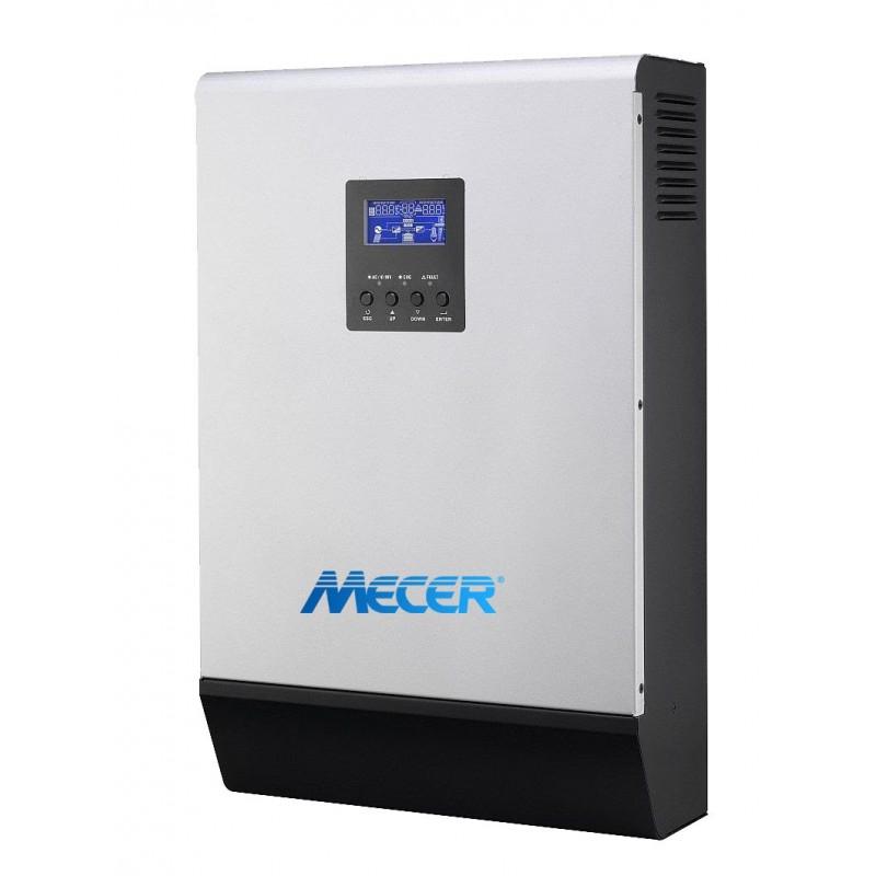 Mecer Off-Grid MKS 5000VA/4000W Pure Sine Wave Solar Inverter/Charger (48V) with 4500W MPPT