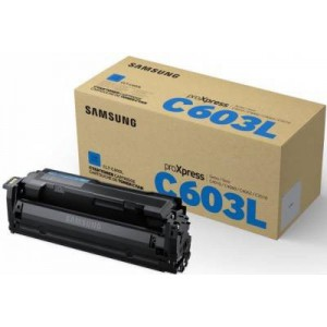 Samsung  SV232A   Cyan Toner Cartridge 10,000 Pages