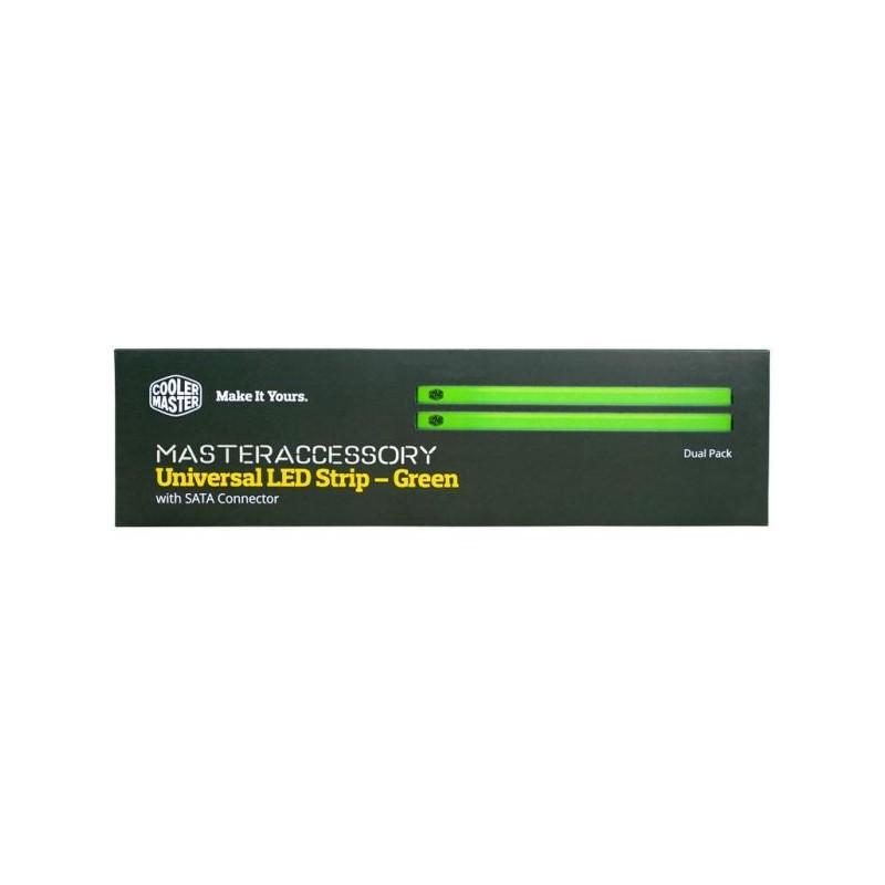 Cooler Master MCA-U000R-GLS001 Single LED Strip Green