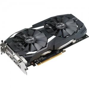 Asus DUAL-RX580-O4G Dual OC Radeon RX 580 Graphics Card