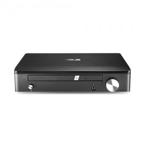 Asus SDRW-S1LITE/BLK  Impresario  DVD Burner With Built-in Xonar 7.1 Surround Sound Card and 600 ohm Headphone AMP