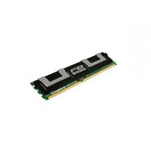 Kingston KVR800D2S8F5/1G 1GB 800MHz DDR2 ECC Fully Buffered CL5 DIMM Memory