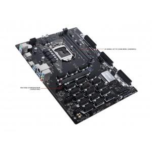 Asus B250 MINING EXPERT LGA 1151 Intel B250 HDMI SATA 6Gb/s USB 3.1 ATX Intel Cryptocurrency Mining Motherboard
