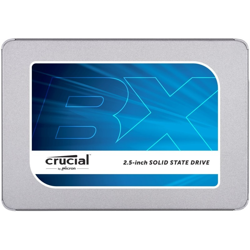 Crucial 480GB 3D NAND SATA 2.5 Inch Internal SSD - BX300