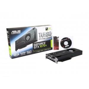 Asus TURBO-1070TI-8G 8GB 256-Bit GDDR5 PCI Express 3.0 HDCP Ready SLI Support Video Card