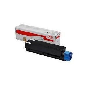 OKI 45807121 High Yield Black Laser Toner Cartridge