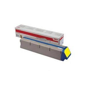 OKI 45536413 Genuine Yellow Toner Cartridge