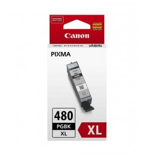 Canon 2023C001AA  PGI-480 XL Black Original Ink  Cartridge