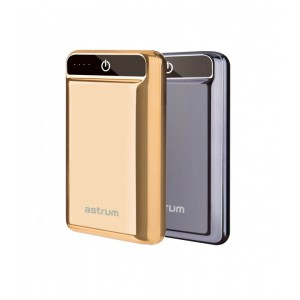 Astrum A91524-H PB240 10000mAh Electroplated Quick Charge 3.0 Power Bank