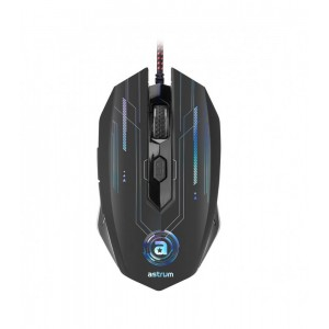 Astrum A82120-B MG200 Wired Gaming Mouse 6D LED RGB 3200 DPI