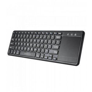 Astrum A81528-B KW280 Wireless Keyboard Touchpad Slim