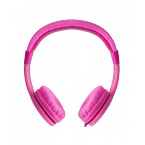 Astrum A12016-L HS160 Kids Wired Headphones Safe 85dB Max Pink