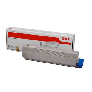 OKI 46508737 Yellow Toner Cartridge