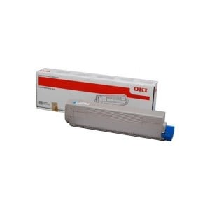OKI 46508738 Magenta Laser Toner Cartridge for C332/MC363, 1500 Pages
