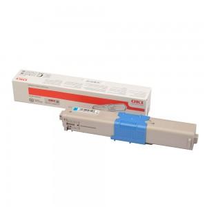 OKI 46508739  Cyan Toner Cartridge