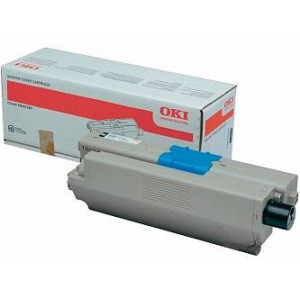 OKI 46508740 Black Toner Cartridge