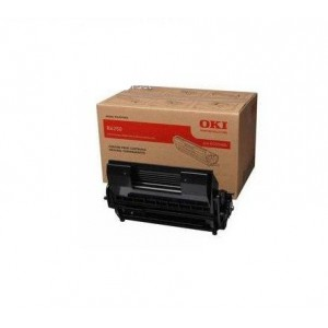 OKI 1225401 Black Toner Cartridge