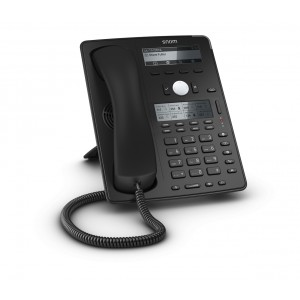 Snom D745 12 Line Desktop Phone with Gigabit Ethernet