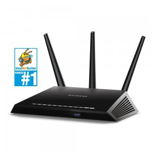 Netgear N.R7000-100PES 1900Mbps Dual Band Wireless AC Router
