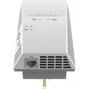 Netgear N.EX7300-100PES  AC2200 Dual Band 11ac Nighthawk X4 WiFi Range Extender with MU-MIMO
