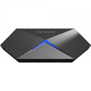 8-Port Nighthawk S8000 Gaming And Streaming Advanced Gigabit Ethernet Switch