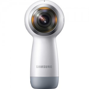 SAMSUNG GEAR 360 2017  4K Spherical VR Camera (2017 Version)