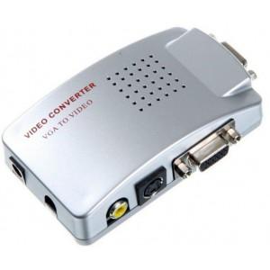 Unbranded PC2TVOLD  VGA to AV Converter